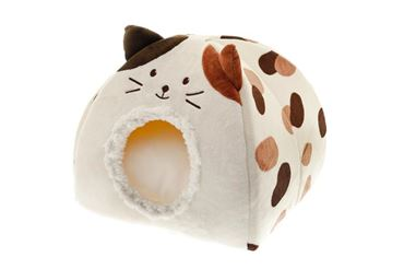 Изображение IGLOO CAT 40X40X30CM SPOTTED