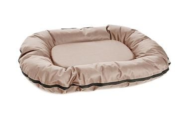Изображение PILLOW OXFORD WATERPR. OVAL 120X90C BEIG