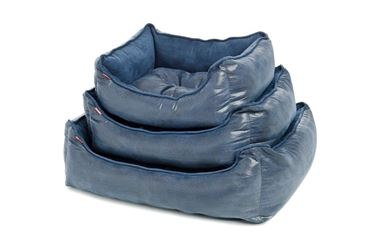 OFF DOGBEDS SUEDE SYNTH. 55-65-77 BLUE