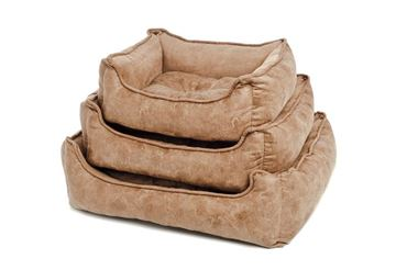 OFF DOGBEDS SUEDE SYNTH. 55-65-77 PINK