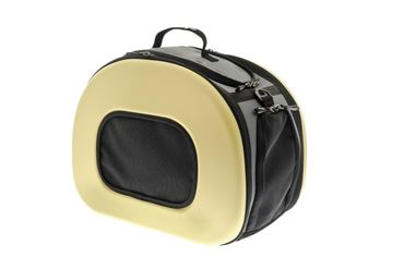 PET ROLLING TOTE 45X28X35 YELLOW