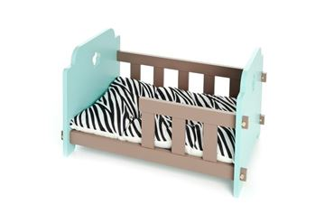 Изображение COT SWEET DREAMS 60X40X34 LIGHT BLUE
