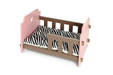 COT SWEET DREAMS 60X40X34 PINK