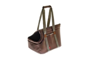 BAG GO-GO 43X40X40CM GREY