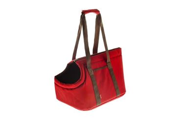BAG GO-GO 43X40X40CM RED