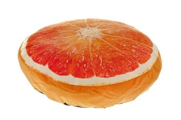CUSHION ORANGE 60X11 CM