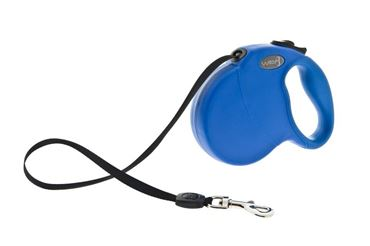 Изображение WRAP EXTENDABLE LEASH XS 3MT-8KG BLUE