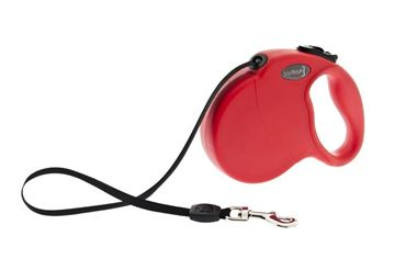 Bild von WRAP EXTENDABLE LEASH XS 3MT-8KG RED