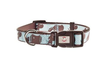 ADJUST.COLLAR FUSS-DOG 1CM 20-35CM