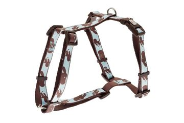 ADJUSTABLE HARNESS FUSS-DOG 1CM