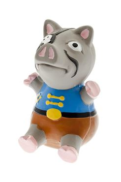 LATEX LITTLE NICE PIG 10X10X15CM