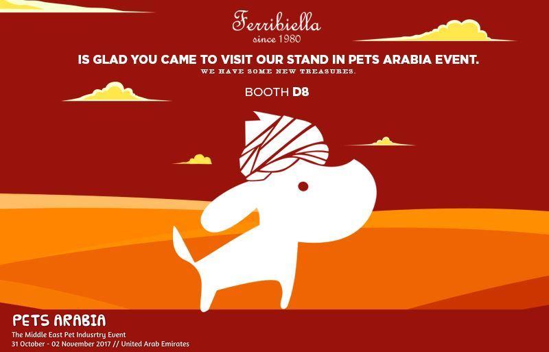 FERRIBIELLA - PETS ARABIA EVENT