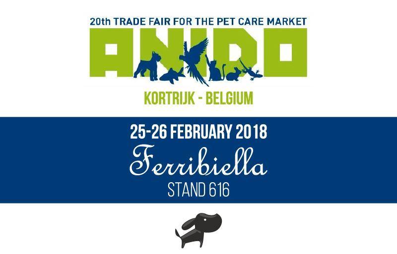 FERRIBIELLA - ANIDO 2018 KORTRIJK-BELGIUM