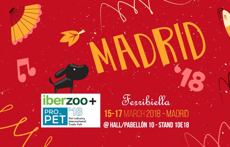 FERRIBIELLA - Iberzoo+Propet 2018 MADRID