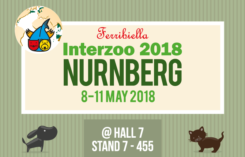 FERRIBIELLA Interzoo 2018 - Nurnberg