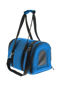 BAG WATERPROOF 35X25X25CM BLUE