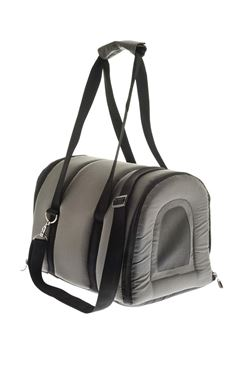 BAG WATERPROOF 35X25X25CM GREY