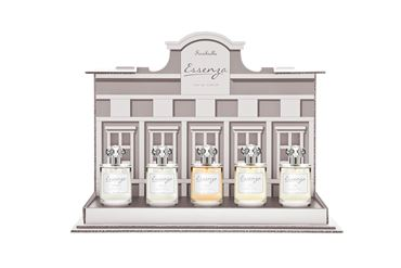 PRÉS.ESSENZA 10PCS(2PCS X 5PARFUMS)