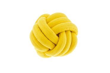 FX YELLOW KNOT BALL 12CM 1PCS