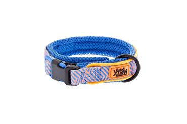 COLLAR ARIA L 45 TO 55X2,5CM BLUE