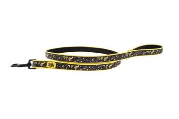 LEASH ARIA M 120X2,5CM BLACK