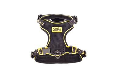HARNESS ARIA L 76 TO 88CM X 2,5CM BLACK