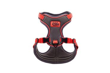 HARNESS ARIA L 76 TO 88CM X 2,5CM RED