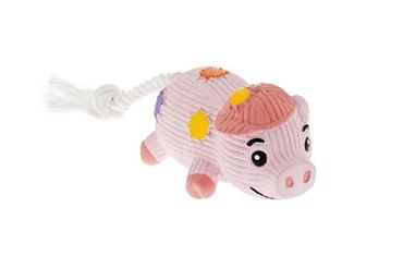 PIGS LATEX VELVET EFFECT 15CM
