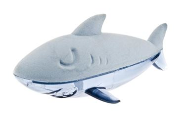 FLOATING SHARK TPR 18X19X9CM 3PCS