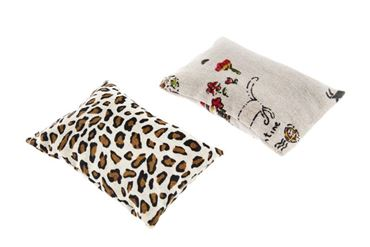 PILLOW CATNIP + MATATABI 6PCS