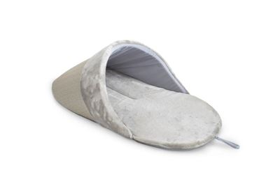 SLIPPER DOGBED TWEED 72X35X20
