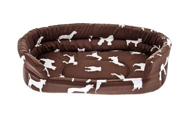 OVAL DOGBEDS 40-45-51-56-62 5PZ DOGS