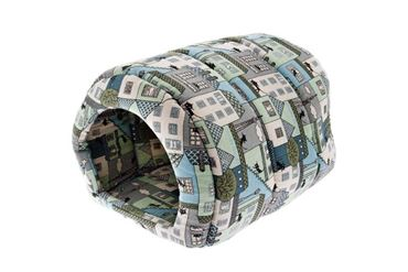 COTTON TUNNEL 39-43-48CM 3PCS CITY