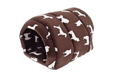 COTTON TUNNEL 39-43-48CM 3PCS DOGS