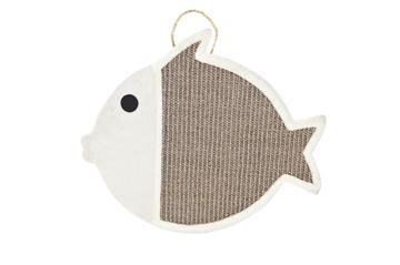 CAT TREE FISH 40X40CM