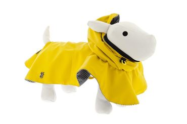 RAIN CAPE L YELLOW