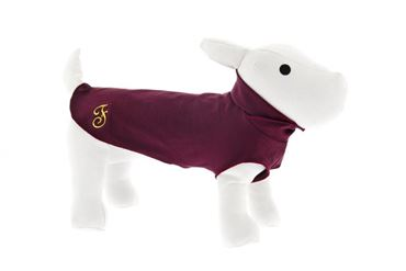 DOG TONIC UNDERWEAR 43CM BORDEAUX