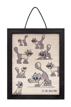 Изображение PICTURE CAT TREE FIZZ MIX 50X40CM