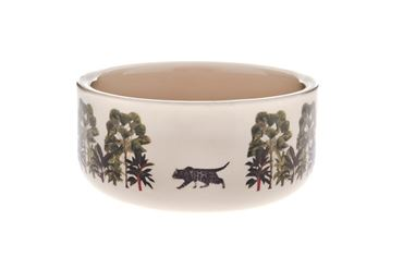 SAUVAGE DECORATEUR CAT BOWL SMALL