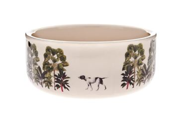 OFF SAUVAGE DECORATEUR DOG BOWL SM