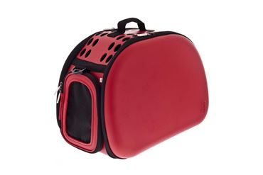 SAC EVA EASY 43X31X28CM ROUGE