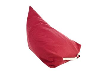 Изображение BANANA PILLOW BEANBAG 60X130X30CM RED