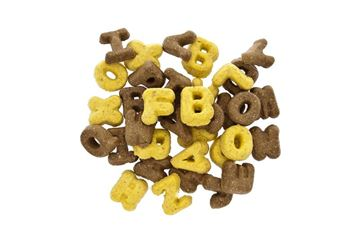 BISCUITS ALPHABET (10PCSX800GR)