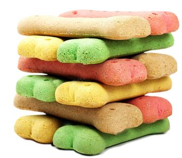 BISCUITS COLORÉS (10PCSX800GR)