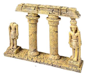 OFF COLONNE EGYPT.CASSE 23X5,5X18