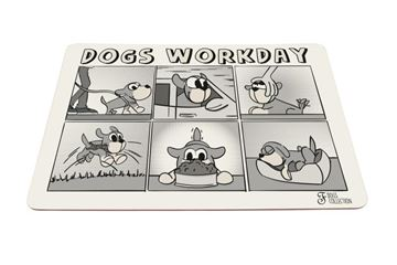 Εικόνα της WORKDAY DOGS MAT 43X30CM
