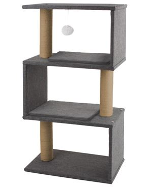 ZIGO CAT-TREE 49X26X84CM