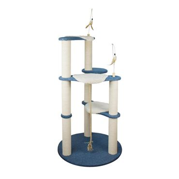 ZUCCHERO CAT-TREE 67,5X67,5X148,5CM