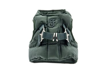 HARNESS NUVOLA GILET S 50-54CM GREEN