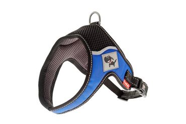 Bild von ADJUST.EVEREST HARNESS S 48-56/38CM BLUE